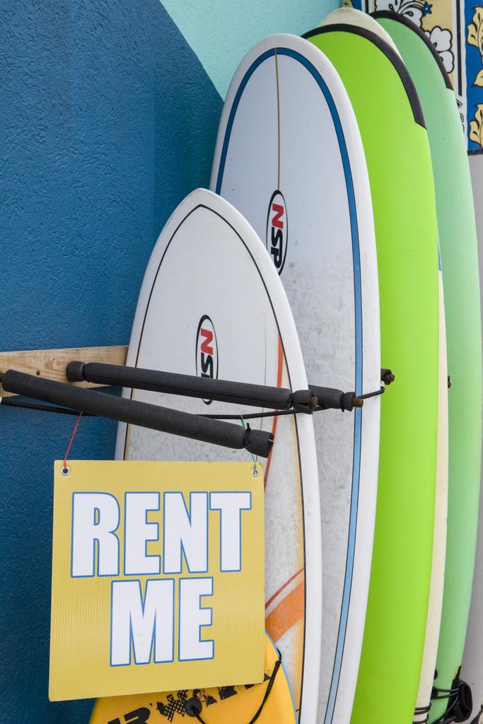 Wrightsville Beach Surfboard Rentals