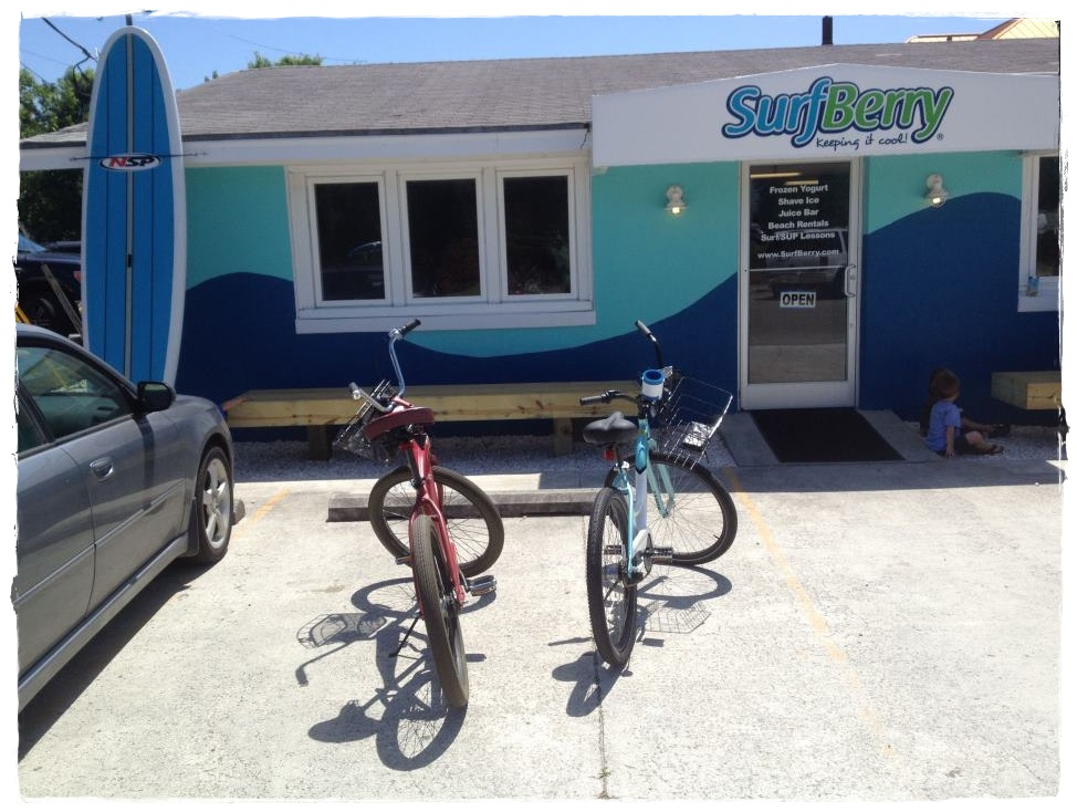 Wrightsville Beach Wilmington Figure 8 Island Bike Rentals