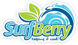 SurfBerry Natural Organic Health Snacks and Frozen Yogurt